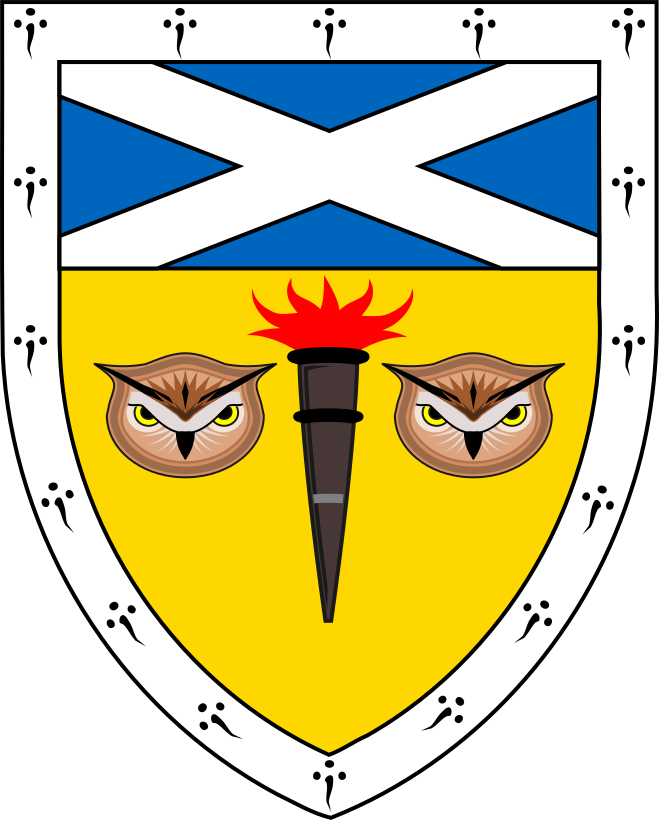 RSSA coat of arms